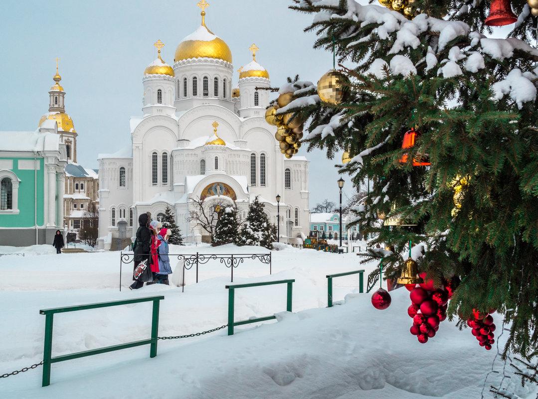 Свято-Троицкий Серафимо-Дивеевский женский монастырь   Паломничество из  Крыма